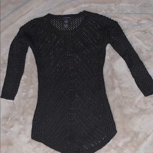 Chelsea & Theodore Knit Sweater | Size Small